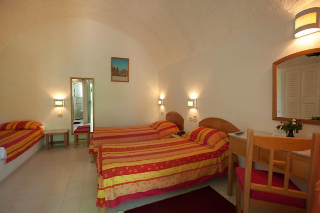 Отдых в отеле Hotel Samira Club Хаммамет Тунис