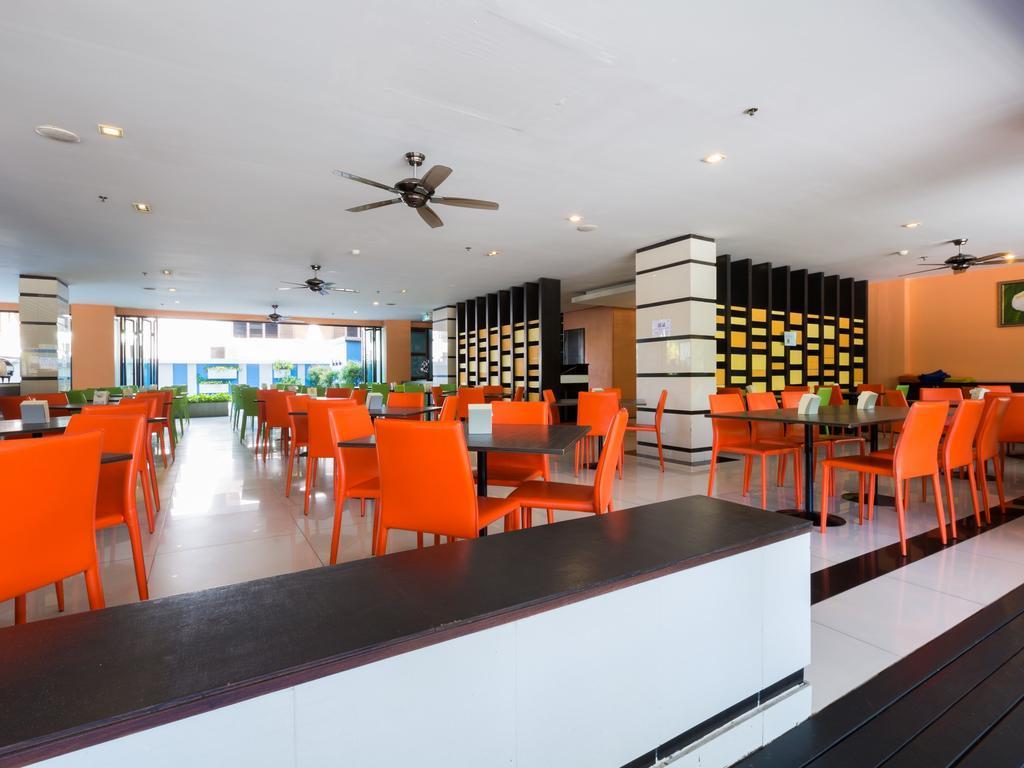 Паттайя Vogue Pattaya Hotel цены