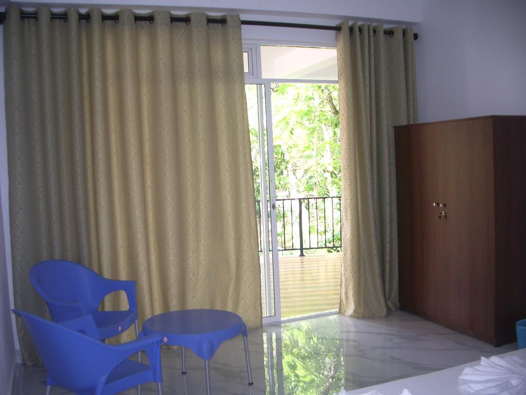Отдых в отеле Hotel Diana Hikkaduwa Хиккадува