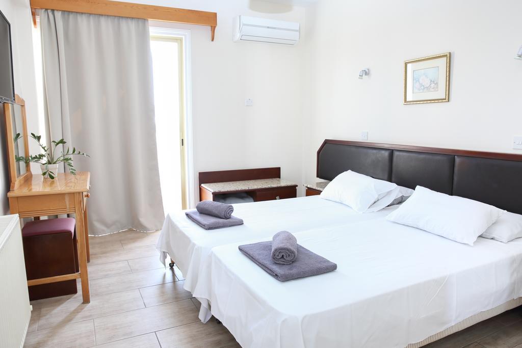 Отдых в отеле Antonis G Hotel Apartments