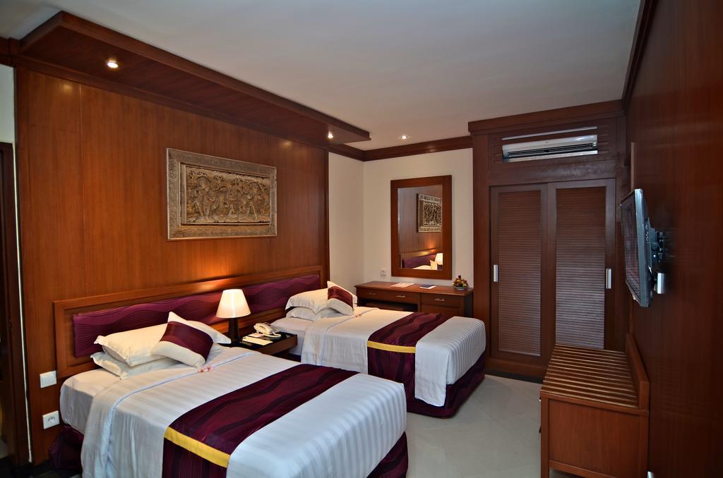 Индонезия Inna Bali Beach Resort