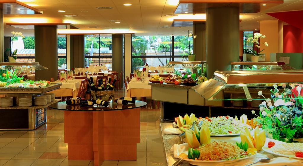 Отдых в отеле Aqua Hotel Montagut Коста-де-Барселона-Маресме