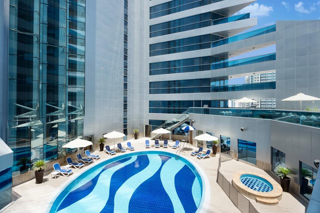Дубай (город) Gulf Court Hotel Business Bay