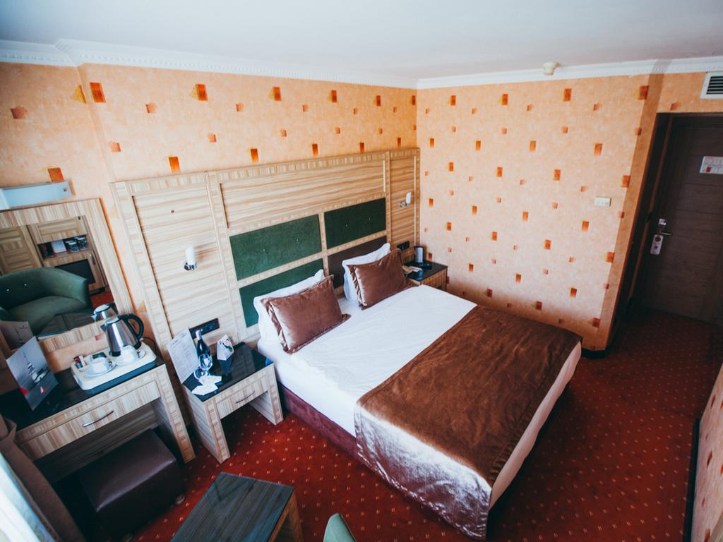 Sed Hotel, Стамбул, Турция, фотографии туров
