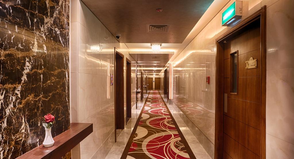 Відгуки туристів Rose Park Hotel Al Barsha