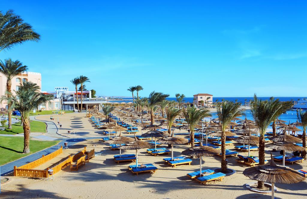 Відпочинок в готелі Beach Albatros Resort Хургада Єгипет