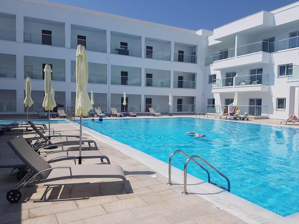 Горящие туры в отель Evabelle Hotel Apartments Айя-Напа Кипр