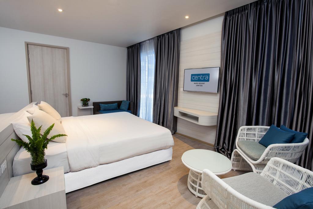 Отдых в отеле Centra Maris Resort Jomtien
