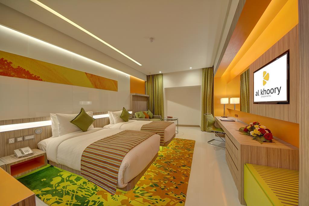 Al Khoory Atrium Hotel фото и отзывы