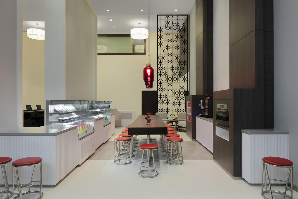 Отдых в отеле Hyatt Place Dubai Jumeirah