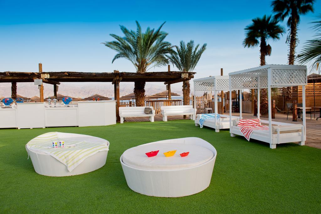 Горящие туры в отель U Coral Beach Club Eilat Эйлат