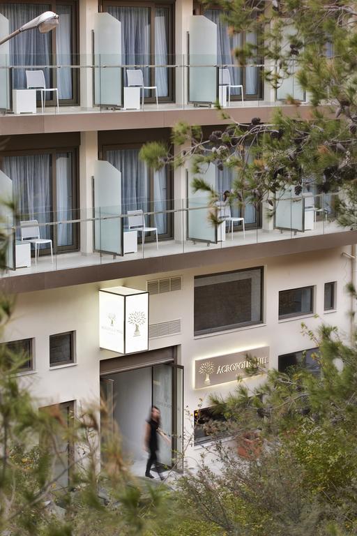 Acropolis Hill Hotel, фотографии туристов
