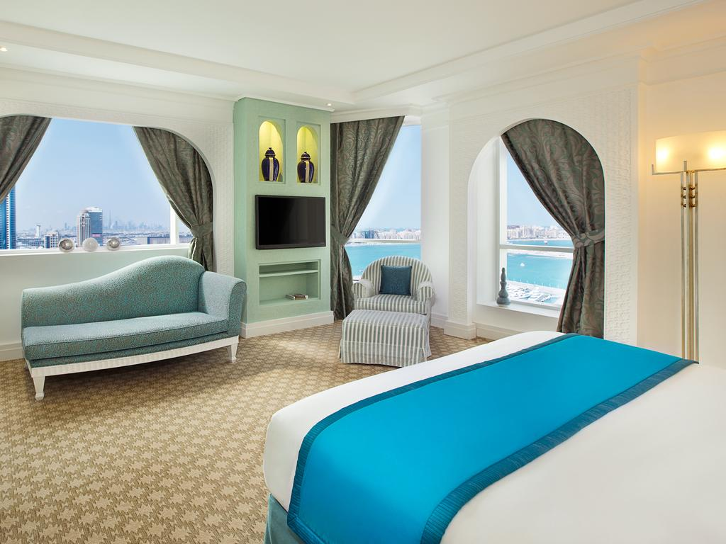 Habtoor Grand Resort& Spa, Дубай (пляжні готелі), фотографії території