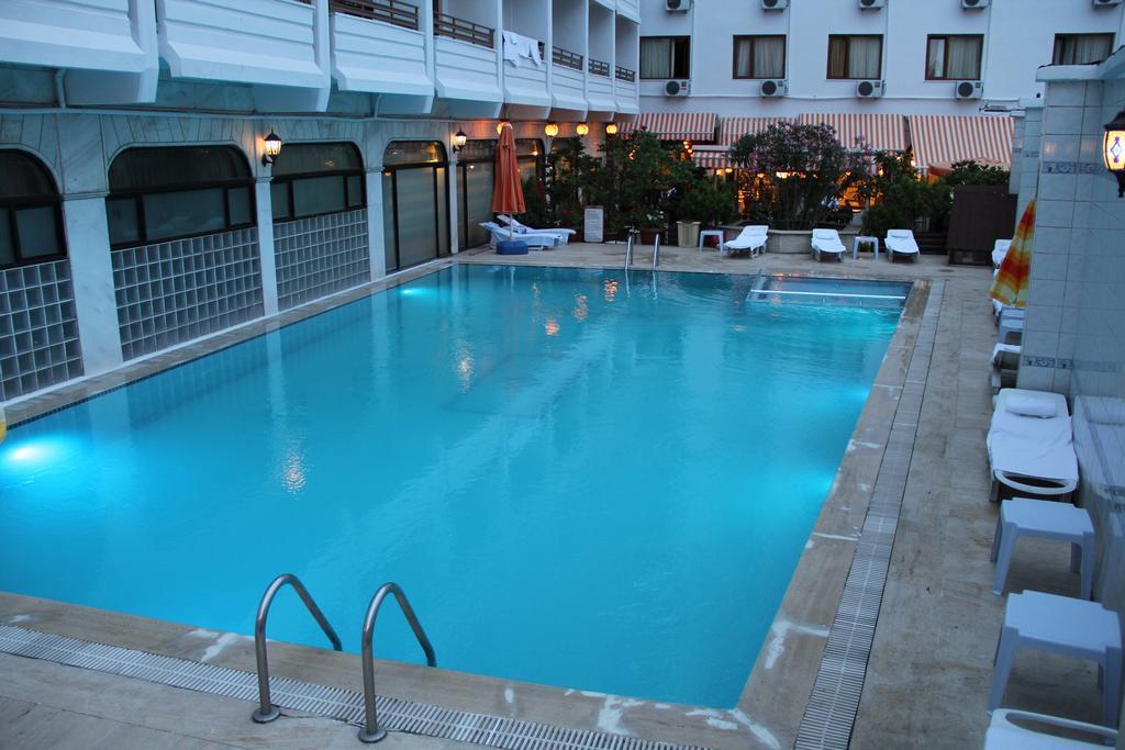 Отзывы об отеле Hamidiye Hotel
