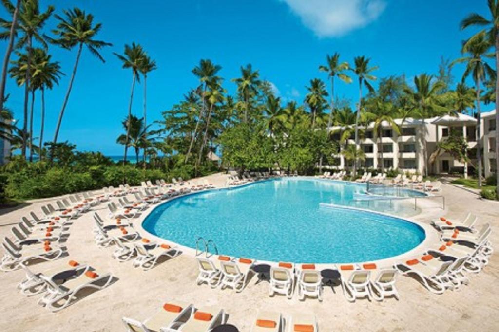 Impressive Resort & Spa Punta Cana (ex. Sunscape Dominican Beach) фото и отзывы