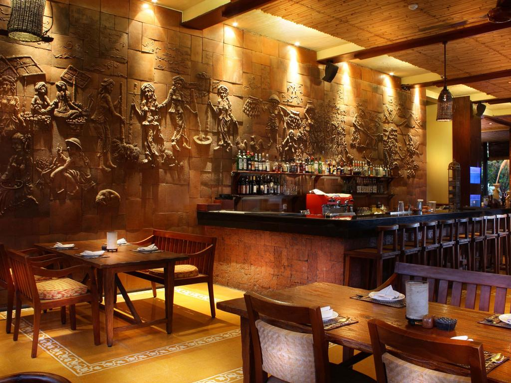 Отдых в отеле Ramayana