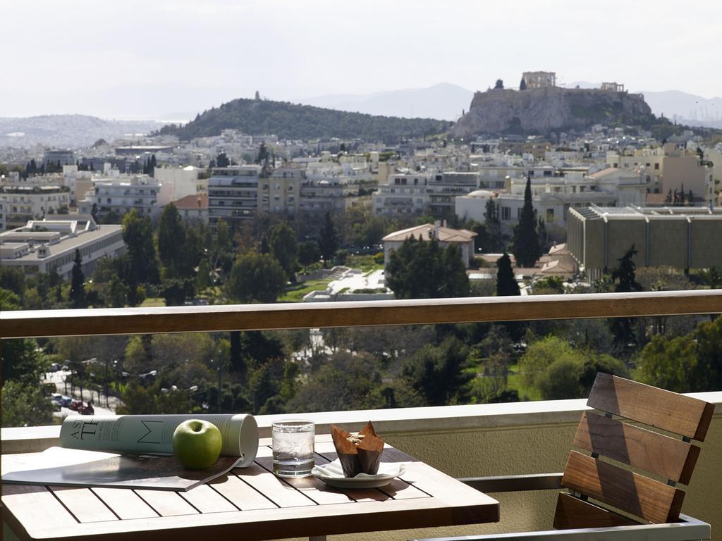 Отдых в отеле Hilton Athens Афины