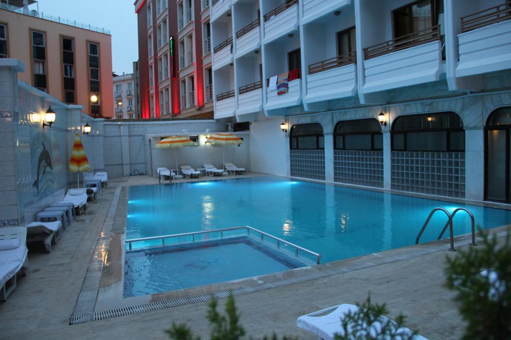 Стамбул Hamidiye Hotel