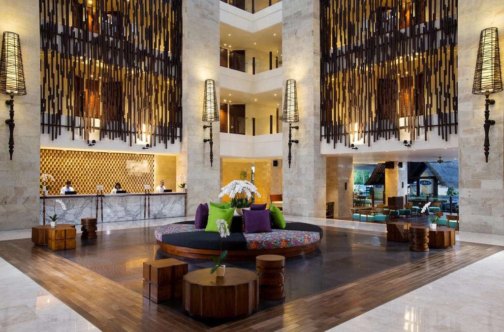 Горящие туры в отель Holiday Inn Resort Bali Benoa