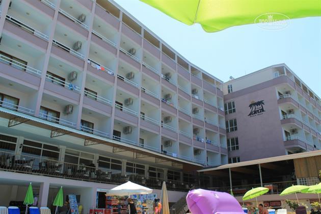 Туры в отель Ideal Beach Аланья Турция