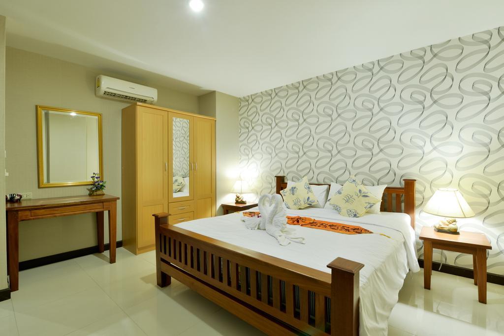 Горящие туры в отель Jomtien Plaza Residence Паттайя Таиланд