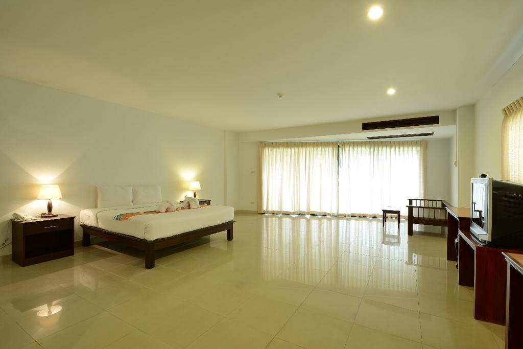 Отель, Wongamat Privacy Residence