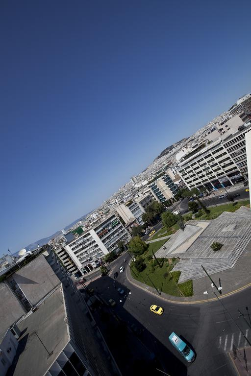 Горящие туры в отель Crystal City Афины Греция