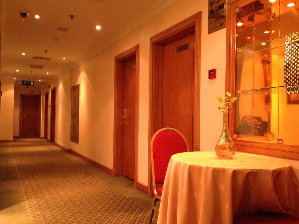Отзывы туристов Zain International Hotel