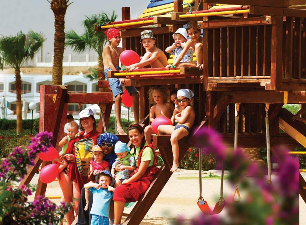 Відгуки гостей готелю Baron Resort Sharm El Sheikh