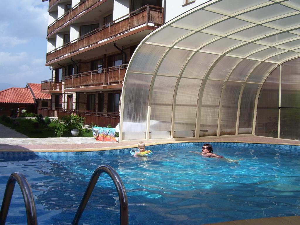 Туры в отель Four Leaf Clover Apart Complex Банско Болгария