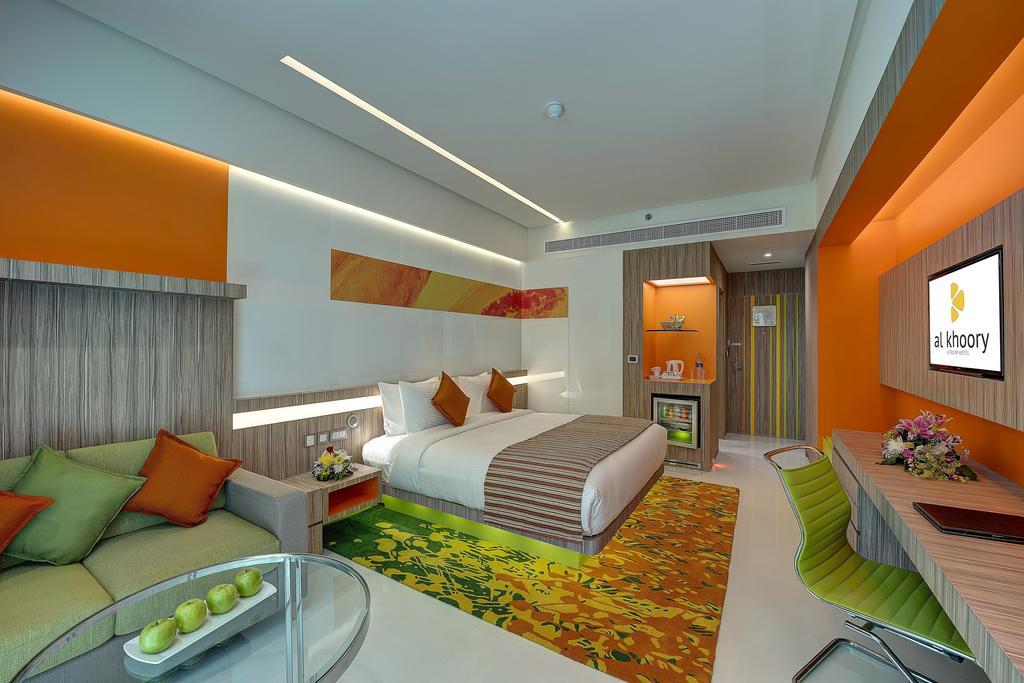 Al Khoory Atrium Hotel, Дубай (город)