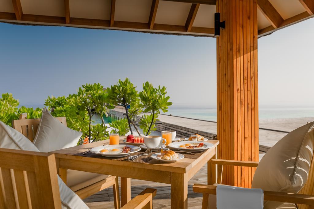 Kudafushi Resort & Spa, Мальдіви