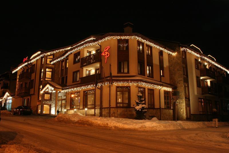 Отель, Evelina Palace