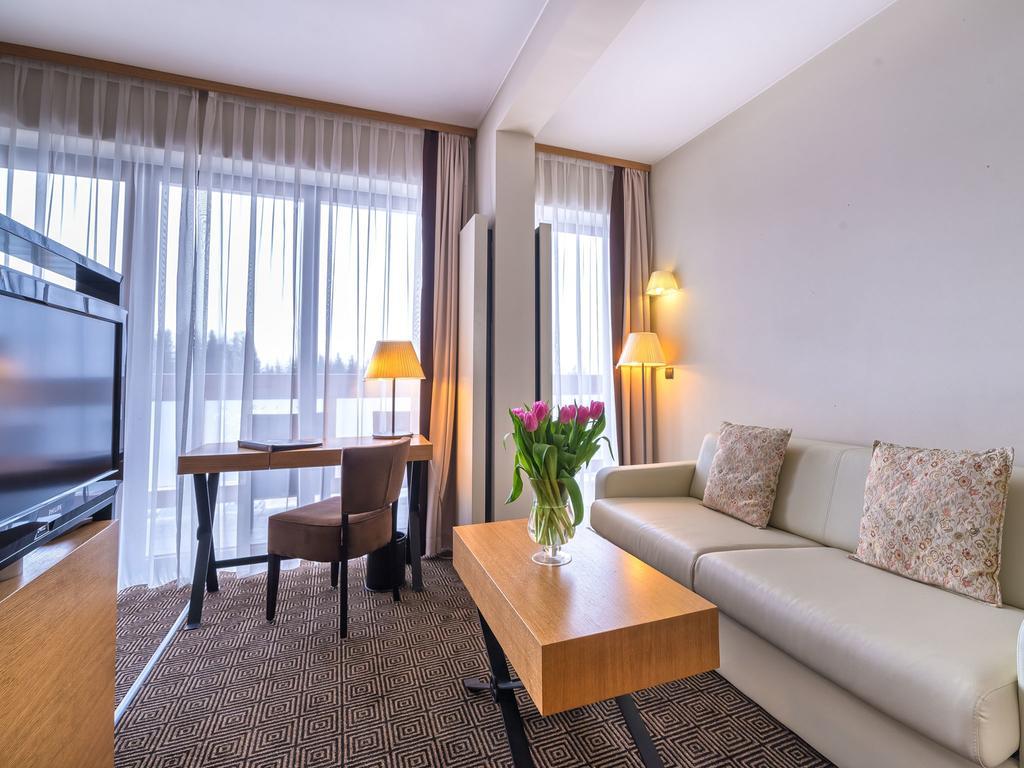 Grand Nosalowy Dwor Hotel фото та відгуки