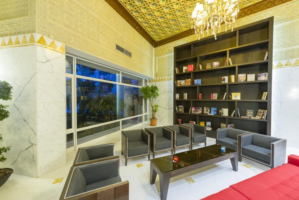 Отель, 5, Jaz Tour Khalef (ex. Tour Khalef Marhaba Thalasso & Spa)
