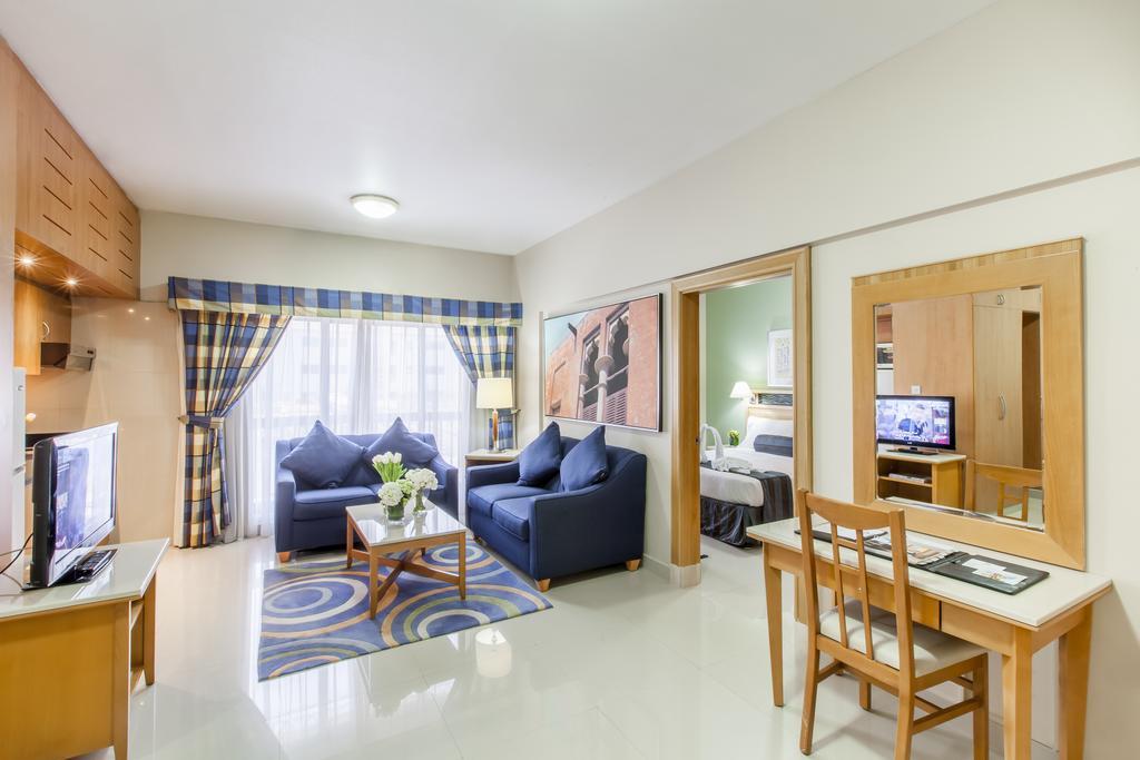 Golden Sands Hotel Apartments, фото
