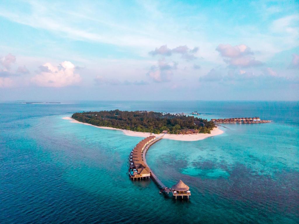 Відпочинок в готелі Furaveri Island Resort Раа Атол Мальдіви