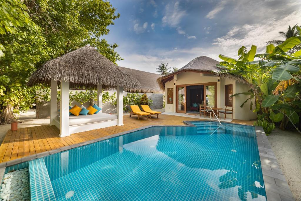 Відгуки про відпочинок у готелі, Furaveri Island Resort