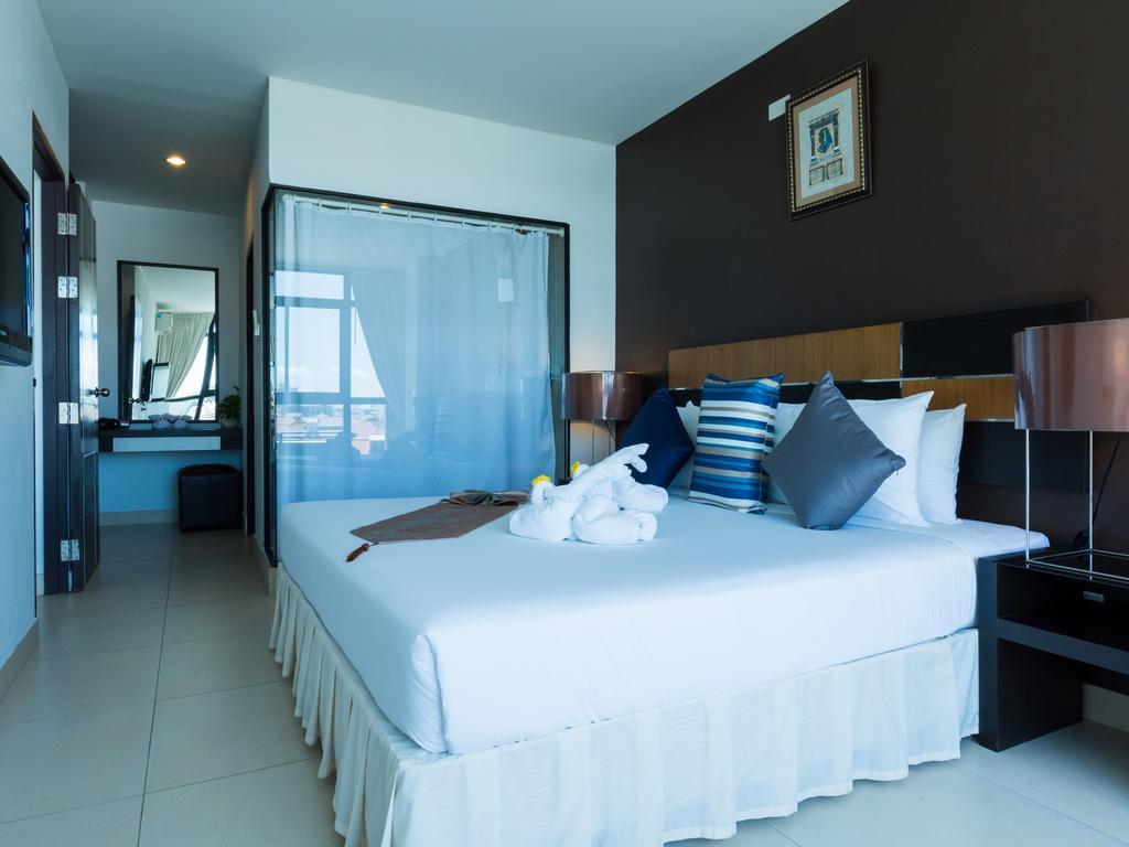 Vogue Pattaya Hotel цена