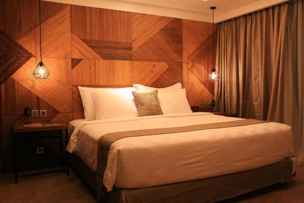 Нуса-Дуа The Crystal Luxury Bay Resort