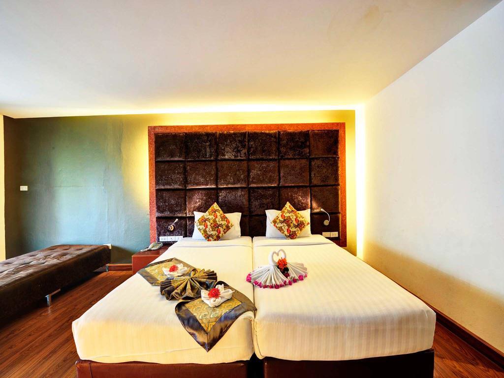 Отель, Паттайя, Таиланд, Splendid Resort