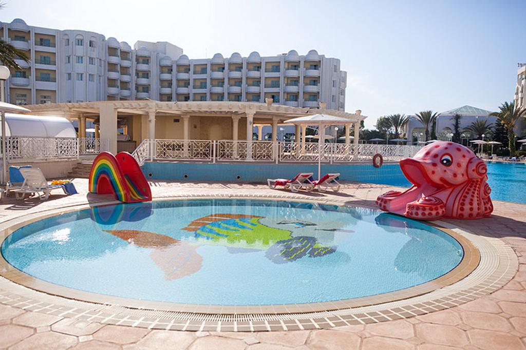 Отель, El Mouradi Hammamet