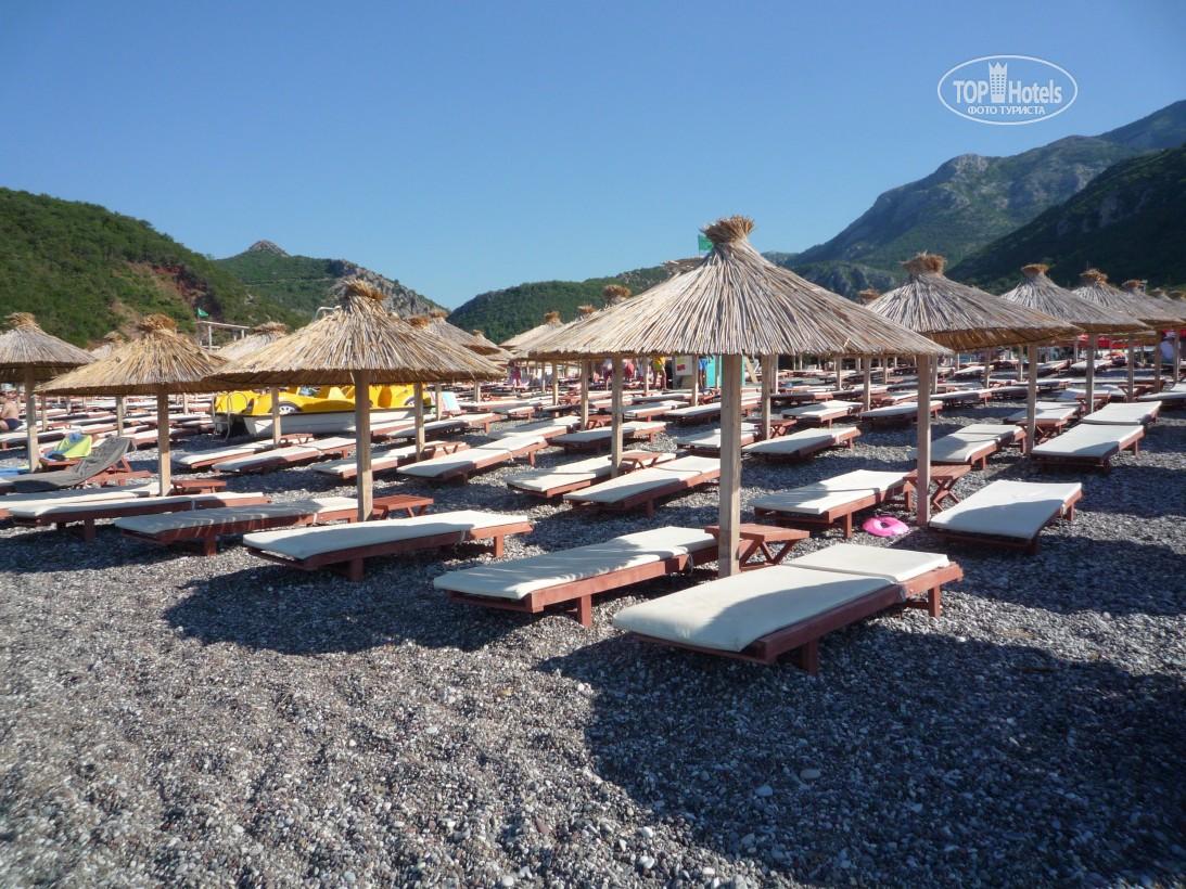 Hotel Canj Montenegro, Чань, фотографії турів