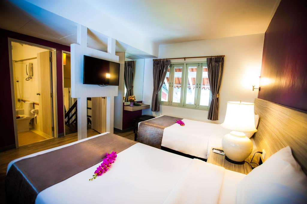 Отель, Таиланд, пляж Паттаи, Natural Park Resort