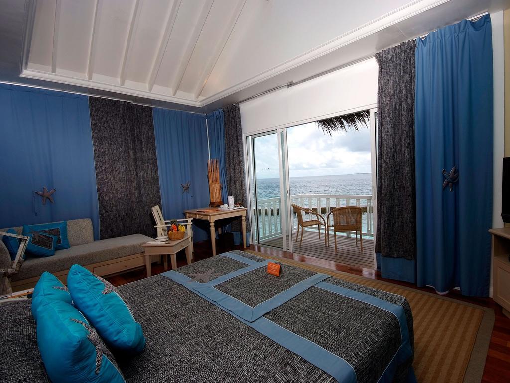 Отзывы про отдых в отеле, Ellaidhoo Maldives by Cinnamon (ex.Chaaya Reef Ellaidhoo)
