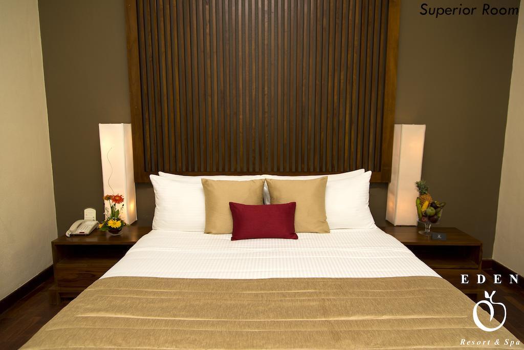 Eden Resort & Spa фото и отзывы
