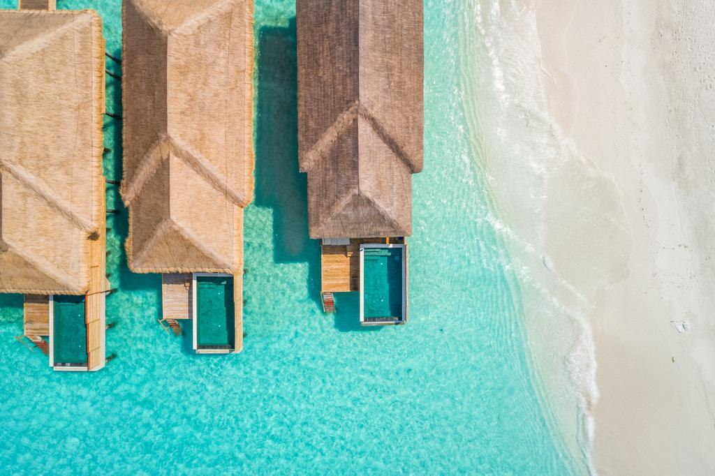 Kudafushi Resort & Spa, Раа Атол