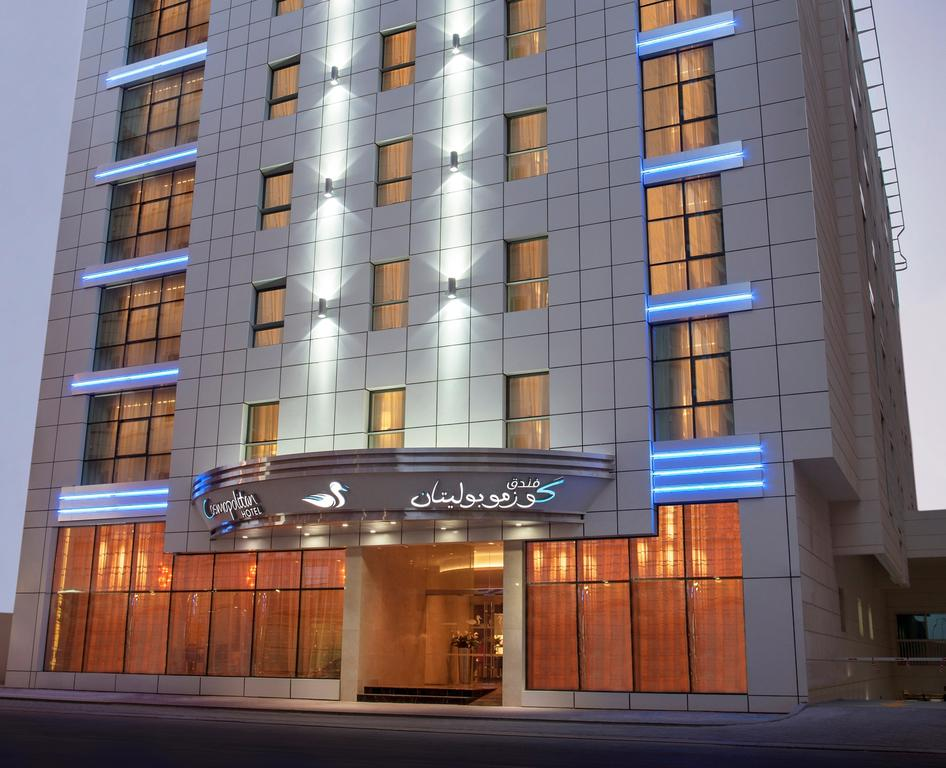 Дубай (город) Cosmopolitan Hotel Dubai
