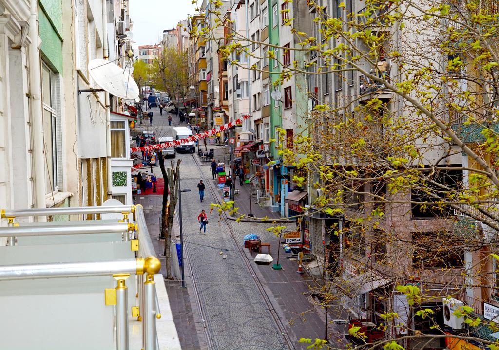 Отель, Турция, Стамбул, May Hotel