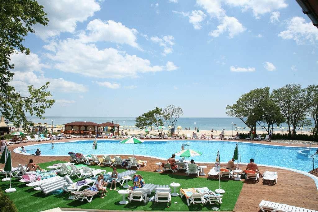 Отдых в отеле Arabella Beach